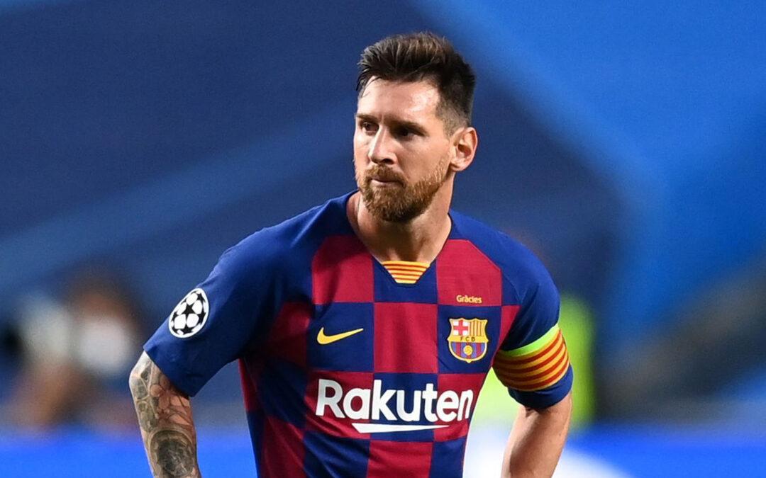Lionel Messi contro il Barcellona: questione di clausole.