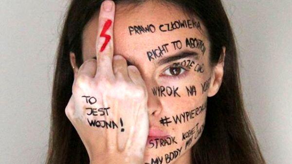 Aborto: dalla Polonia un grido di protesta